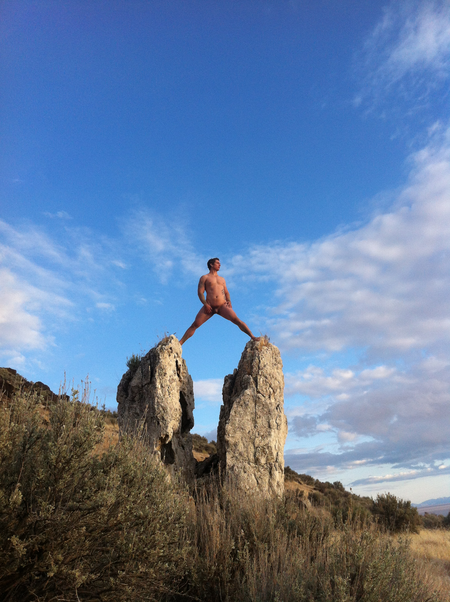 Matt Stonehenge 2